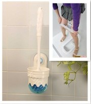 kajoin 1280X960 Toilet Brush bathroom spy Camera With Motion Detection