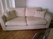 Free 3 seater and armchaim must collet asap