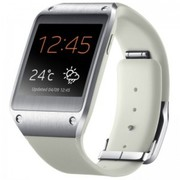 Samsung Galaxy Gear V700 Smart Watch-Beige