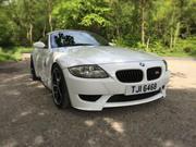 bmw z4m 2007 BMW Z4M 3.2 Coupe - Alpine White - AC Schnitz