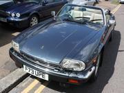 jaguar xj Jaguar XJS V12 CABRIOLET 1989 SOLENT BLUE 52000 MI