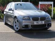 Bmw 2012 BMW 5 Series 2012 Touring 535i M Sport 5dr Step Au