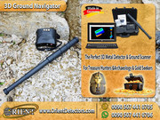 3D Ground Navigator Best New Gold Detector