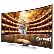 2018 UHD 4K HU9000 Series Curved Smart TV