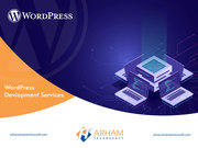 custom wordpress theme development service