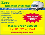eezymove removals storage & courier service